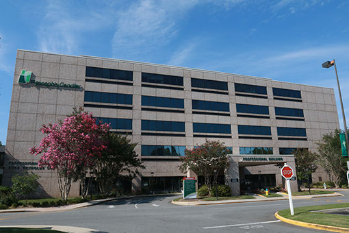 Dr. Ashmed Vazquez MD Office Building